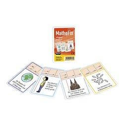 MatheFix Längen, Spielkarten, ab 9 Jahre