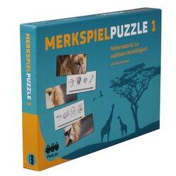 Merkspielpuzzle 1 - für Kinder in Vor- und Grundschule