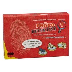 Präpo-Detektiv 1, Sprachförderspiel, ab 5 Jahre