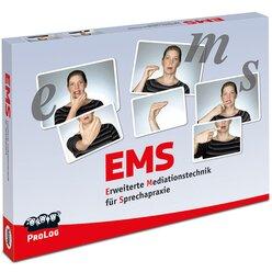 EMS - Erweiterte Mediationstechnik für Sprechapraxie, Kartensatz