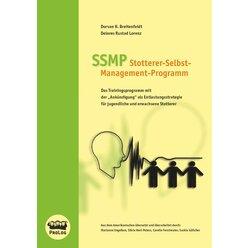 SSMP Stotterer-Selbst-Management-Programm, Buch inkl. CD, ab 14 Jahre