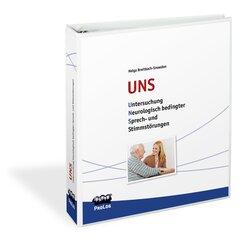 UNS Untersuchungsbogen, Ordner