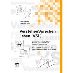 VerstehenSprechenLesen (VSL) - Bild- und Übungsmappe