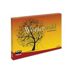 Wörterwald, Wortfindungsspiel, ab 6 Jahre