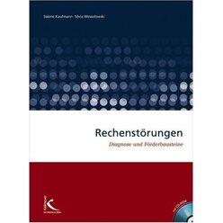 Rechenstörungen, Buch inkl. CD-ROM