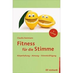 Fitness für die Stimme, Buch