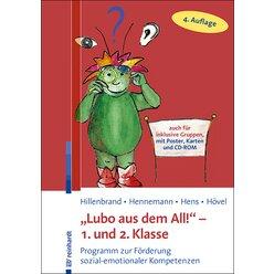 Lubo aus dem All! – 1. und 2. Klasse, Praxisbuch inkl. CD + Zusatzmaterial