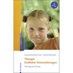 Therapie kindlicher Stimmstörungen, Buch