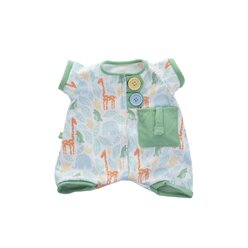 Rubens Baby Accessoires Cozy Green Pajamas