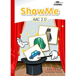 ShowMe AAC 2.0 1er-Lizenz (inkl Scanning)