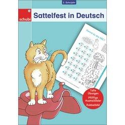 Sattelfest in Deutsch, 2.Klasse