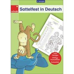 Sattelfest in Deutsch, 3.Klasse