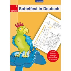 Sattelfest in Deutsch, 4.Klasse