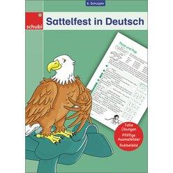 Sattelfest in Deutsch, 6.Klasse