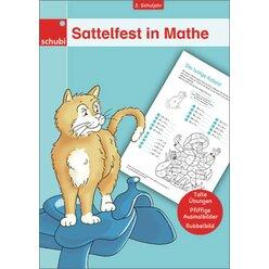Sattelfest in Mathe, 2.Klasse