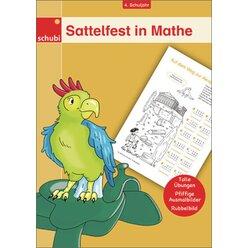 Sattelfest in Mathe, Übungsheft, 4.Klasse