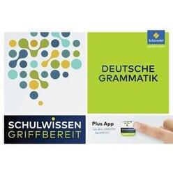 Schulwissen griffbereit - Deutsche Grammatik, 5.-10. Klasse