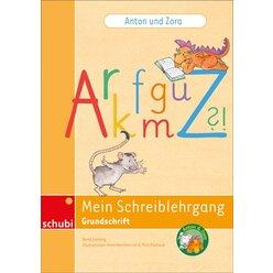 Anton und Zora, Arbeitsheft, 4-9 Jahre
