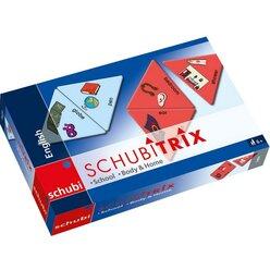 SCHUBITRIX English - School, Body & Home, 3.-4. Klasse
