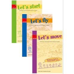 Let´s start, Let´s move, Let´s fly - Gesamtpaket, 3.-6. Klasse