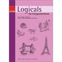 Logicals 2 - Lesen - verstehen - kombinieren für Fortgeschrittene, Kopiervorlagen, ab 4. Klasse