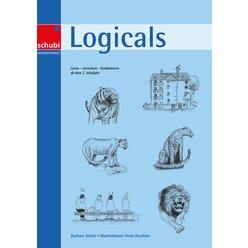 Logicals 1 - Lesen - verstehen - kombinieren, Kopiervorlagen mit Logikrätseln, ab 2. Klasse