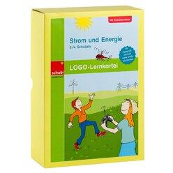 LOGO-Lernkartei Strom und Energie, 3.-4. Klasse