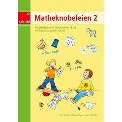 Matheknobeleien 2, Kopiervorlagenmappe, 8-12 Jahre