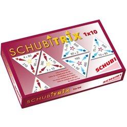 SCHUBITRIX Mathematik - 1 x 10 (Zehnereinmaleins), 3.-4. Klasse
