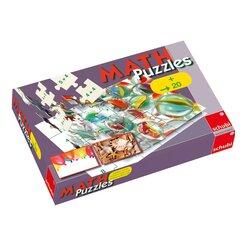 MATHpuzzles - Addition bis 20, 6-9 Jahre