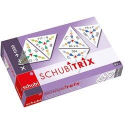 SCHUBITRIX Multiplikation / Division bis 1000, 3.-4. Klasse