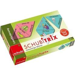 SCHUBITRIX Schwierige Wörter, 1.-2. Klasse