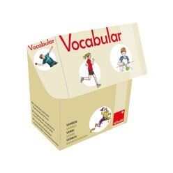 Vocabular - Verben, Bilderbox, ab 5 Jahre