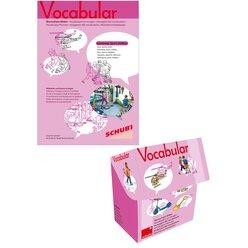 Vocabular Wortschatz-Bilder KOMBIPAKET Spielzeug, Sport, Freizeit, 3-99 Jahre
