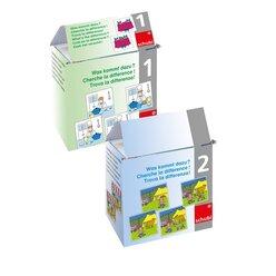 Was kommt dazu? - Bildkarten-Box 1 und 2, 4-7 Jahre