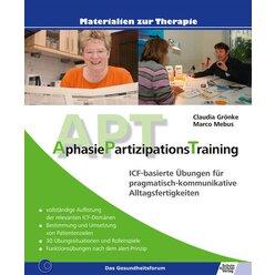 APT: Aphasie Partizipations-Training, Buch