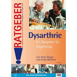 Ratgeber Dysarthrie, Buch