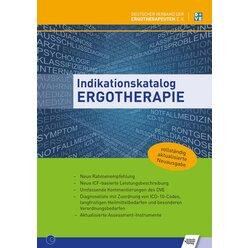 Indikationskatalog Ergotherapie, Buch