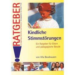 Ratgeber Kindliche Stimmstörungen, Buch