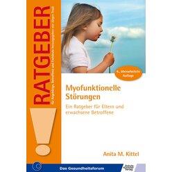 Ratgeber Myofunktionelle Störungen, Buch
