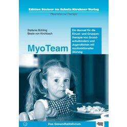MyoTeam Manual, Buch inkl. CD