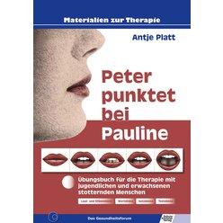 Peter punktet bei Pauline, Übungsbuch