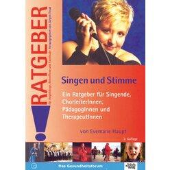 Ratgeber Singen und Stimme, Buch