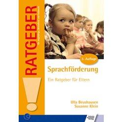 Ratgeber Sprachförderung, Buch