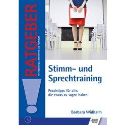 Stimm- und Sprechtraining - Praxistipps für alle, die etwas zu sagen haben, Buch