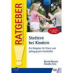 Ratgeber Stottern bei Kindern, Buch