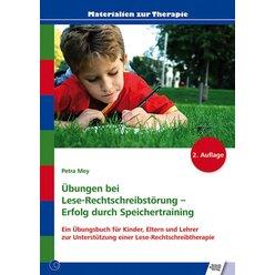 Übungen bei Lese-Rechtschreibstörung, Buch