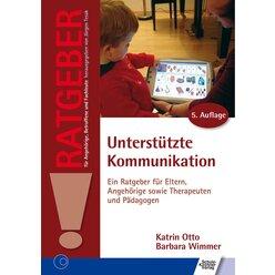 Ratgeber Unterstützte Kommunikation, Buch