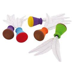 Softschlagball, farblich sortiert, 1 Stück, 30 gr.