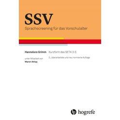 SSV Sprachscreening, komplett